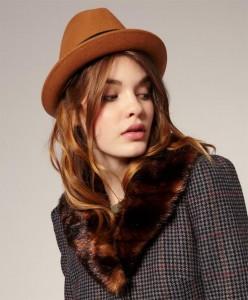 федора - шляпа