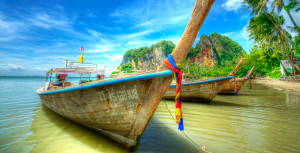 Thailand-Boat